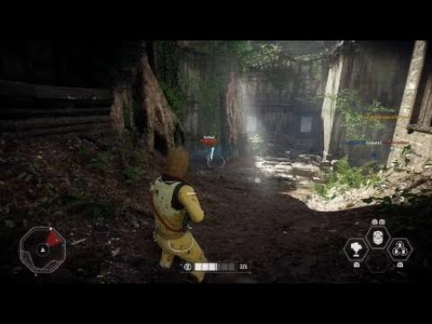 Star Wars Battlefront 2 Bossk Gameplay Heroes Vs Villains