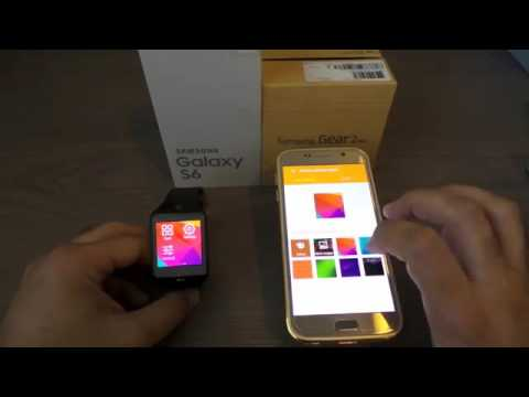 HOW TO CONNECT YOUR SAMSUNG GALAXY S6 TO SAMSUNG GALAXY GEAR 2 NEO