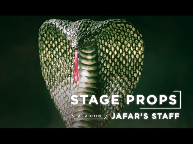 Stage Props: Jafar's Staff