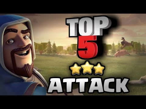 """3 STARS IN EVERY TH9 WAR ATTACK w/ """"Best 5 ATTACK STRATEGY"""" 