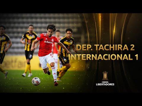 Dep. Tachira Internacional Goals And Highlights
