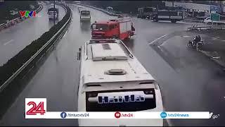 Bộ GTVT sẽ xem xét lại quy định ưu tiên với xe cứu hộ trên cao tốc | VTV24