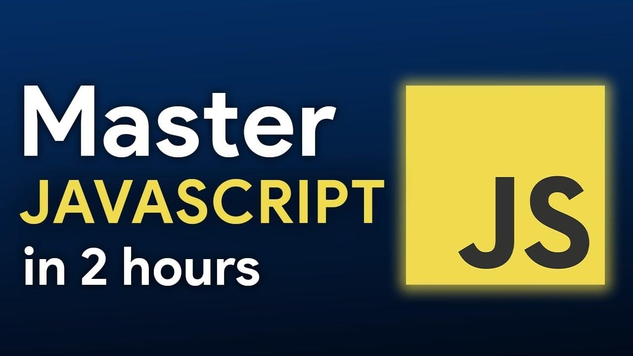 JavaScript Tutorial for Beginners: Learn JS in 2 Hours [2021]