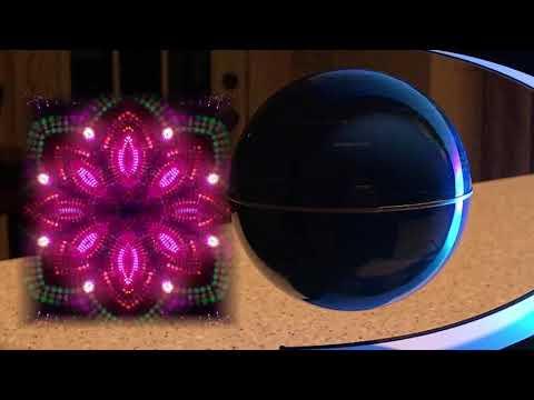 Some People Count Sheep - Floating Globe/Kaleidoscope - Sleep Aid