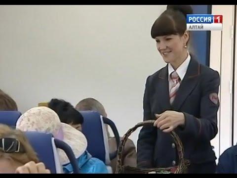 Из Барнаула в Новосибирск за 231 рубль