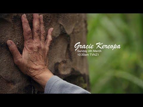 Waka Huia PROMO Gracie Kereopa