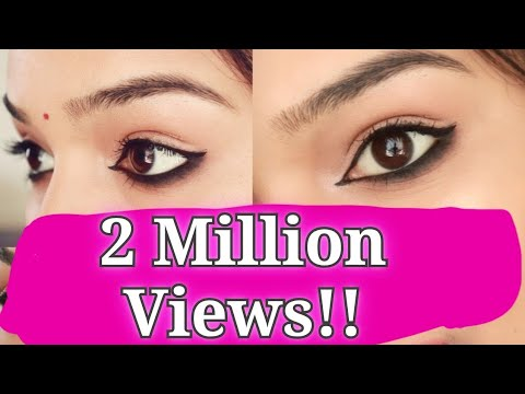 How to APPLY EYELINER like celebrities | Go Glam with Keerthy