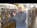"Janet Kuypers reads her ""Let me See you Stripped"" poems @ Half Price Books 11/1/17 (Sony)."