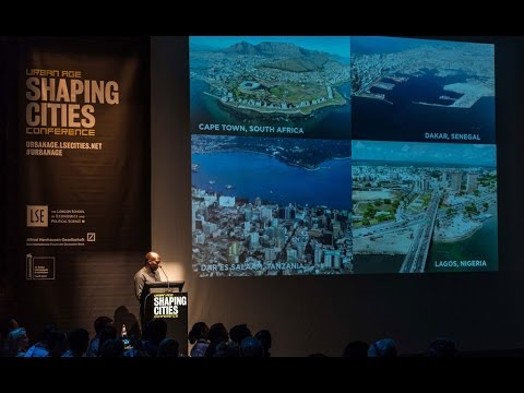 Urban Age Shaping Cities: Kunlé Adeyemi - The social potential of architecture