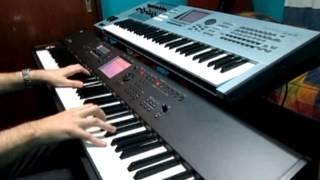 Tarkus - ELP - Keyboard Cover