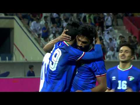 #AsianQualifiers : Group B -  Kuwait 9 - 0 Chinese Taipei