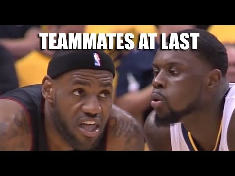 Lakers' teammates LeBron James and Lance Stephenson's Best Moments