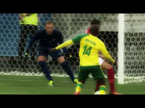 Jeppe Højbjerg highlights - Best saves Rio Olympics 2016