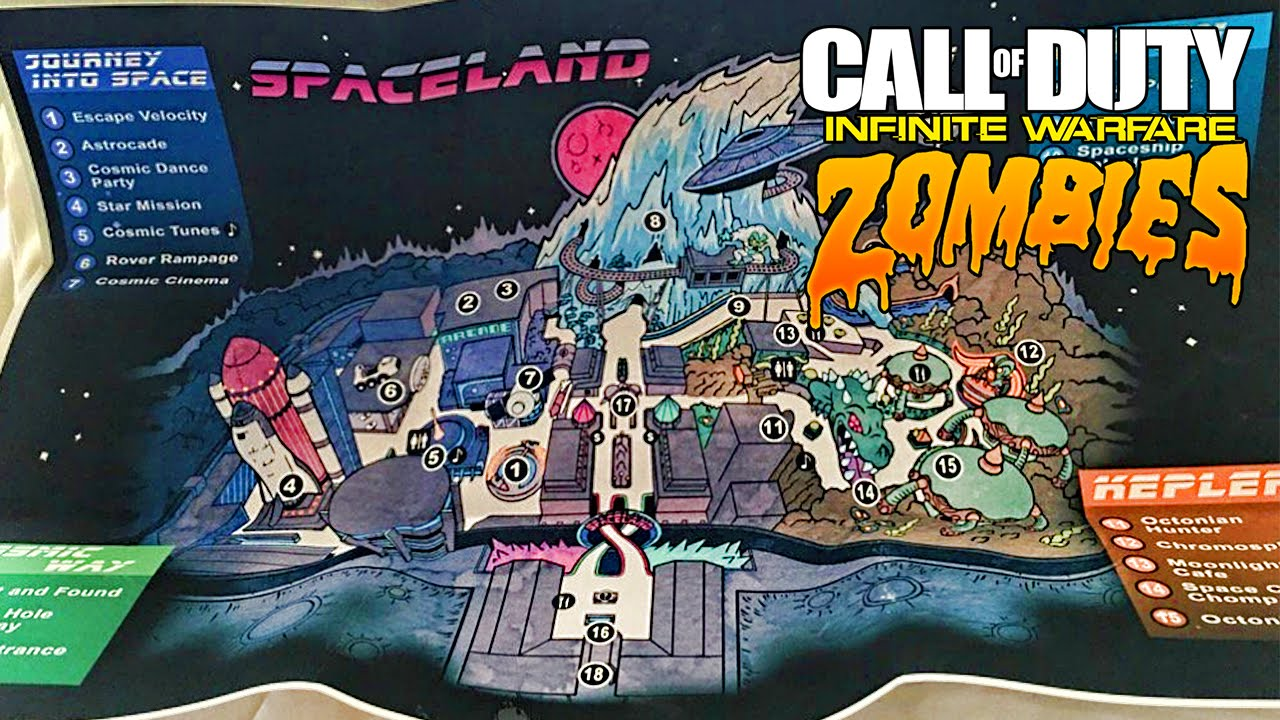 INFINITE WARFARE ZOMBIES 'SPACELAND' MAP REVEALED! Boom Box Monkey on red dead redemption zombie maps, real zombie maps, call of duty 3 maps, world at war zombie maps, call of duty mp maps, call of duty 4 maps, cod zombie maps, call of duty waw maps, minecraft zombie maps, call of duty: modern warfare 3, call of duty custom maps, halo zombie maps, call of duty advanced warfare maps, call of duty: finest hour, call of duty ghosts maps, call duty black ops zombie maps, left 4 dead zombie maps, call of duty 2 maps, black ops 2 maps, call of duty: roads to victory,
