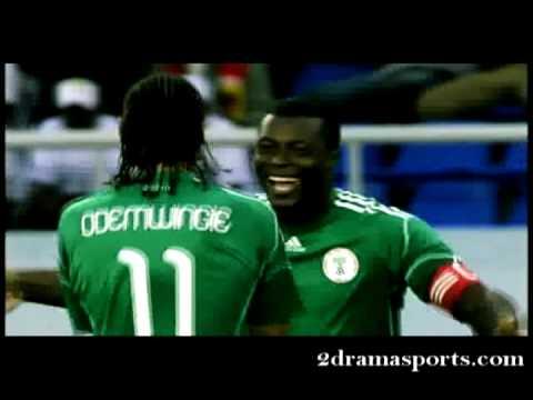 Super Eagles of Nigeria 2010 World Cup Trailer