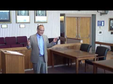 Closing Argument Lecture - Boston University School of Law Trial Advocacy Program/Mock Trial Team
