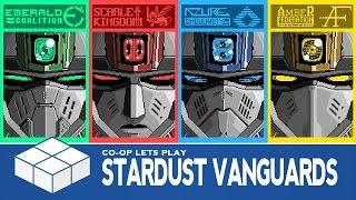 Stardust Vanguards - 4 Player Versus Gameplay