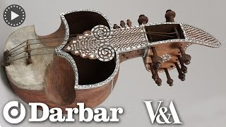 Indian classical music instrument - The Saranda
