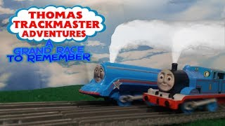 A Grand Race To Remember | A thomas Trackmaster Adventures Special