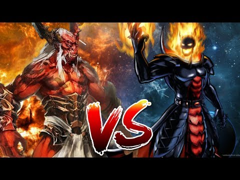 Dormammu VS Trigon | BATTLE ARENA
