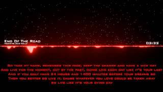 Machine Gun Kelly - End Of The Road [Lyrics] [HD]