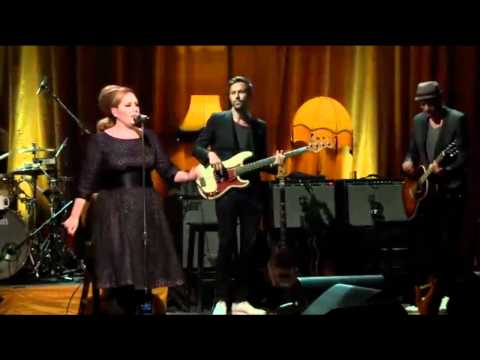 Adele - Rolling In The Deep (Live) Itunes Festival HD