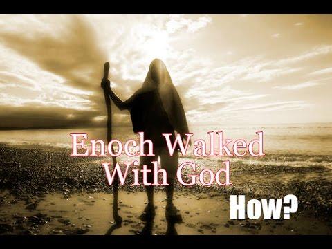 Image result for enoch walked with god kjv