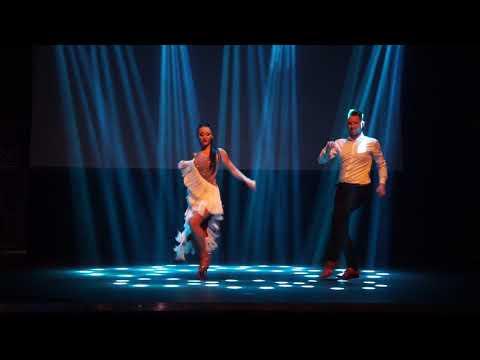 Bachata by Evela & Filip - Zakończenie sezonu 2017/2018 Dance Atelier Barbara Materka