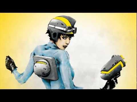 Jet GIrl Comic Trailer