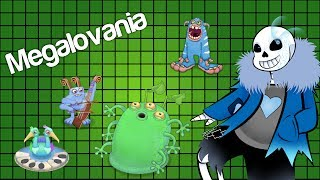 Megalovania in My Singing Monsters! (Updated)