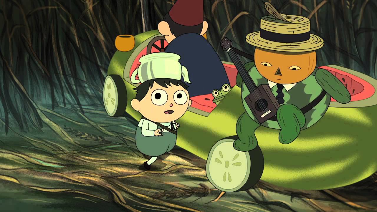 Over The Garden Wall Youtube