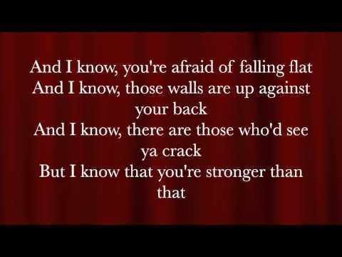 BAHAMAS - Stronger Than That (Lyrics)