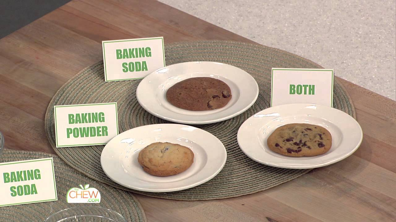 Why Add Baking Soda And Baking Powder To Cake