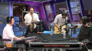 Will Donato performs Supersonic with Kay Ta Matsuno on Smooth Saturdays with Aysha