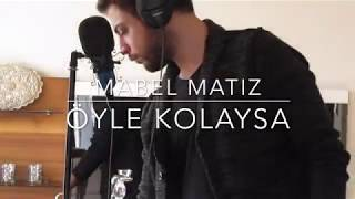Mabel Matiz - Öyle Kolaysa - Mix and Full Band Cover by Cenk Altunbaş Resimi