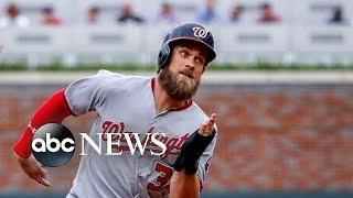 Bryce Harper signs with Phillies in $330M deal