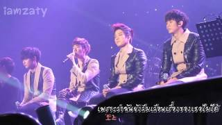 [iamThaiSub] 2AM Christmas Concert - Only You & Can't Forget (If)