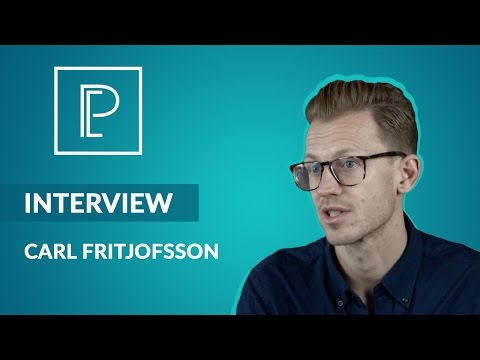 What makes private investors tick: Carl Fritjofsson, Creandum