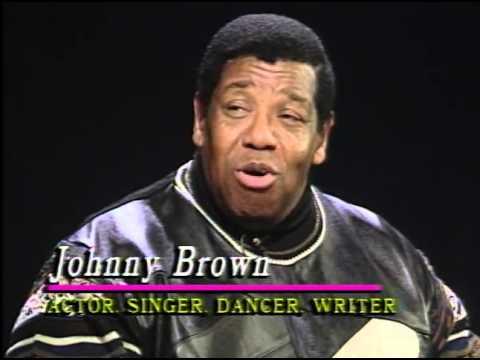 Stanley Dyrector  interviews Johnny Brown