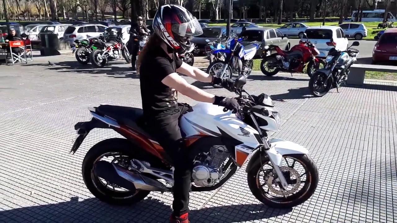 Review Honda CB 250 Twister 2017 - YouTube
