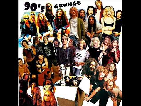 The Best Of 90s Grunge Rock Compilation