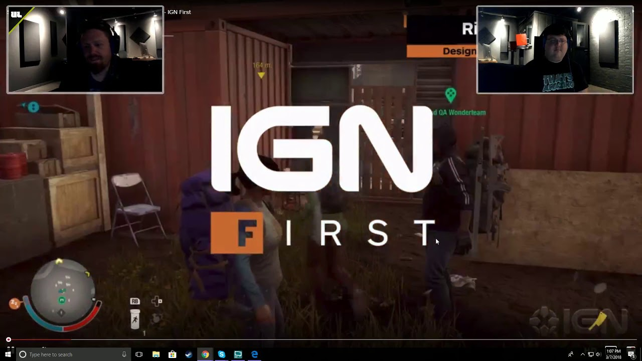State Of Decay 2 News - State of Decay 2 Won't Feature Any