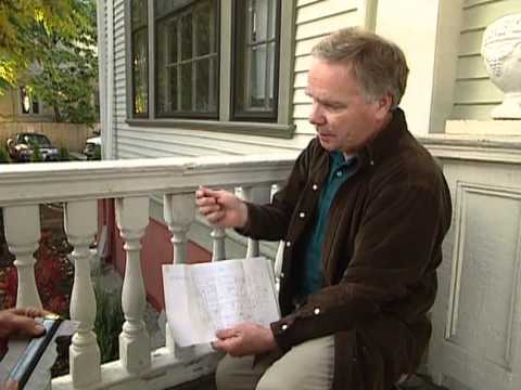 How to Build Floor Joinsts for Porch - Historic Home Renovation Providence, RI  - Bob Vila eps.2209