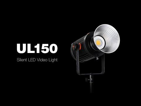 Godox: Introducing the Silent LED Video Light #UL150
