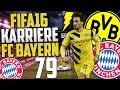 DAS HEFTIGSTE CLASSICO EVER !! | Lets Play FIFA 16 Karrieremodus (Fc Bayern München) #79 [Deutsch]