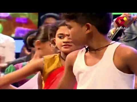 Highlights Of Manimelam - Kalabhavan Mani Sings 'Panjara Kunji'