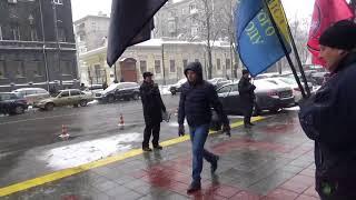 Институтская улица в Киеве