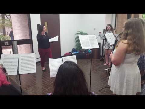 TTU School of Music Application Video