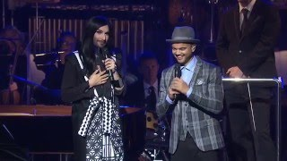 Conchita and Guy Sebastian - Climb Ev'ry Mountain -  Sydney Opera House
