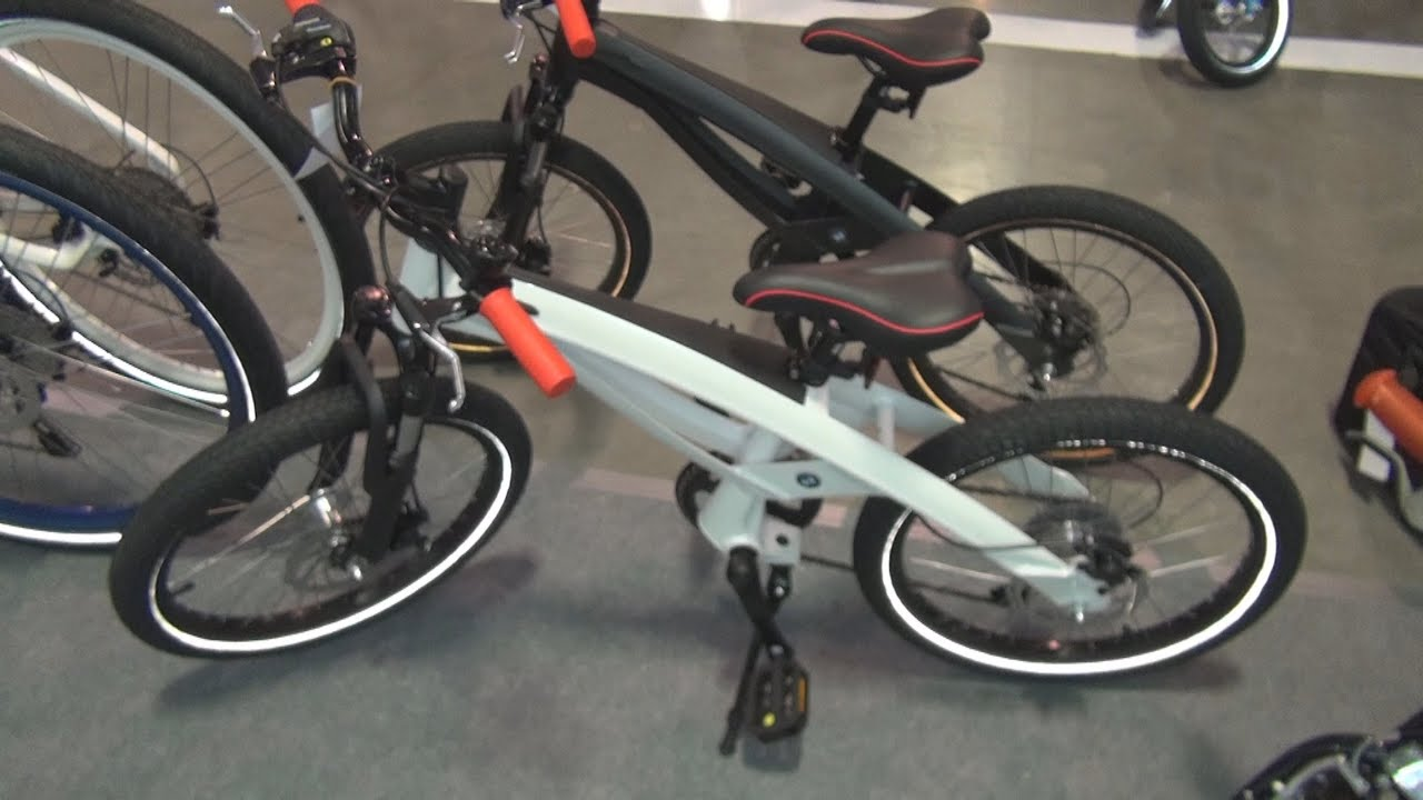 Bmw Cruise Bike Junior White 2016 Exterior And Interior In 3d